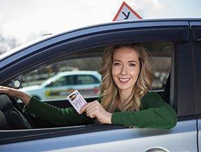85% учеников начинают водить в первый месяц